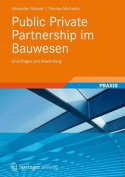 Public Private Partnership Im Bauwesen