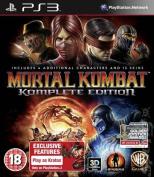 Mortal Kombat Komplete Edition [Region 2]