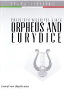 Opera Italiana - Orpheus And Euridice [Region 4]