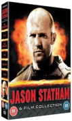 Jason Statham Six Film Collection [Region 2]