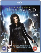 Underworld: Awakening [Region 2] [Blu-ray]