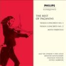 Paganini: Vln CTOS Nos 1 & 2
