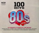 100 Hits: 80's Love / Various