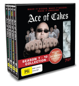 Ace of Cakes [Region 4]
