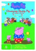 Peppa Pig: Champion Daddy Pig [Region 4]