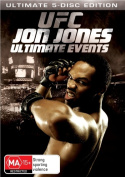 Jon Jones Ultimate Events Collection