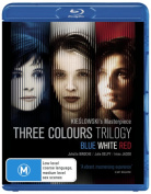 Three Colours Trilogy [Blu-ray]