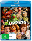 The Muppets (Blu-ray/DVD) [Region B] [Blu-ray]