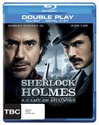 Sherlock Holmes [Region B] [Blu-ray]