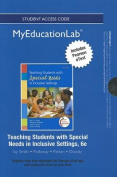 New MyEducationLab with Pearson Etext - Standalone Access Card - for Teaching Students with Special Needs in Inclusive Settings