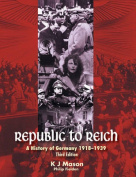 Republic to Reich Student Book Plus Access Card for 4 Years