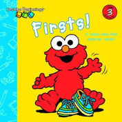 Firsts! (Sesame Beginnings) [Board book]