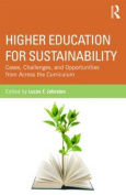 Higher Education for Sustainability