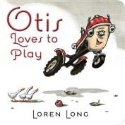 Otis Loves to Play (Otis) [Board book]