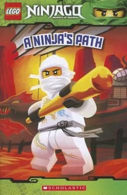 A Ninja's Path (Lego Ninjago: Masters of Spinjitzu)
