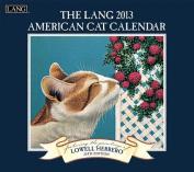 The Lang American Cat Calendar