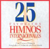 25 Hymnos Favoritos [Spanish] [Audio]