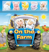 Pop and Play on the Farm (Pop and Play Books) [Board book]