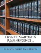 Homer Martin