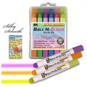 G T Luscombe 106119 Bible Study Kit Hi Glider Gel Stick