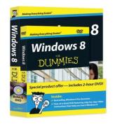 Windows 8 For Dummies(R) Book + DVD Bundle