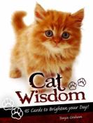 Cat Wisdom Cards