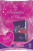 My Beautiful Princess Bible-NLT-Magnetic Closure