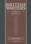 British Writers, Supplement XIX