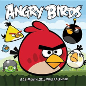 Angry Birds Calendar