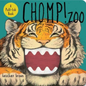 Chomp! Zoo [Board Book]