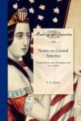 Notes on Central America