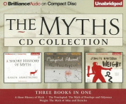 The Myths CD Collection: A Short History of Myth/The Penelopiad [Audio]