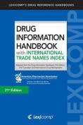 Drug Information Handbook W/international Trade Names Index