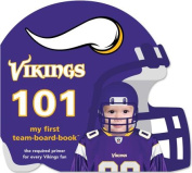 Minnesota Vikings 101 [Board Book]