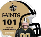 New Orleans Saints 101 [Board book]