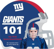 New York Giants 101 [Board book]
