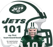 New York Jets 101 [Board book]