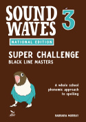 Sound Waves Super Challenge BLM 3