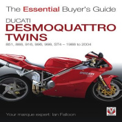 Ducati Desmoquattro Twins - 851, 888, 916, 996, 998, St4, 1988 to 2004