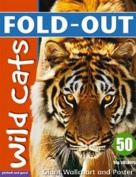 Fold-Out Wild Cats Sticker Book