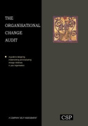 The Organisational Change Audit