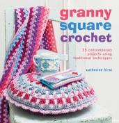 Granny-square Crochet
