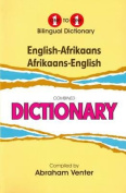 English-Afrikaans & Afrikaans-English One-to-One Dictionary