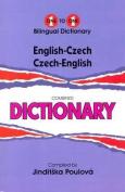 English-Czech & Czech-English One-to-One Dictionary