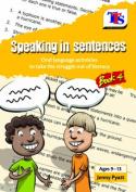 Speaking in Sentences
