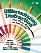 Essential Learning Products ELP525802 Differentiating Instruction In A- Whole-Group Setting Gr 1-4