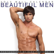Beautiful Men Wall Calendar