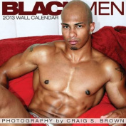 Black Men Wall Calendar: 2013
