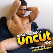 Uncut Wall Calendar: 2013