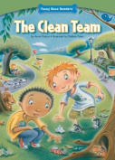 The Clean Team (Funny Bone Readers